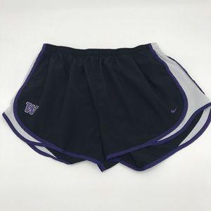 NIKE Dri-Fit UW Huskies Athletic Shorts